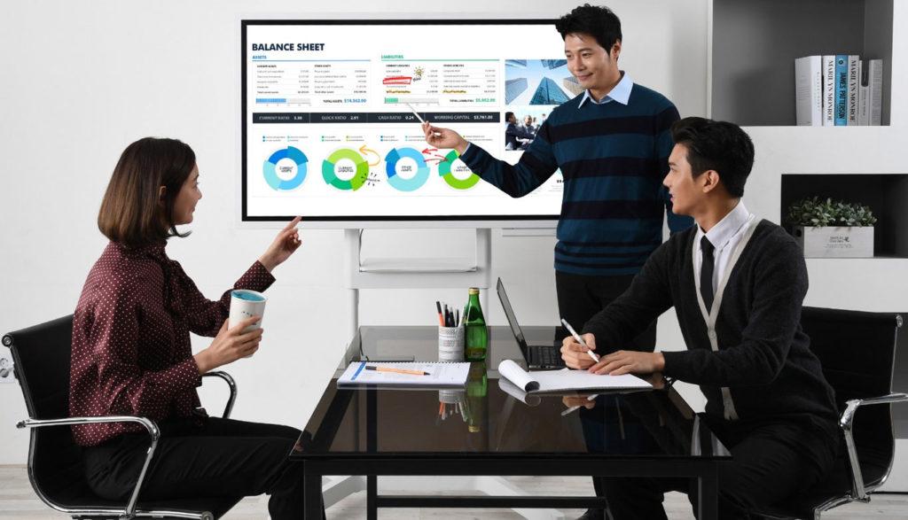 Prodotti per l'ufficio Studio Copia - Monitor e lavagne interattive