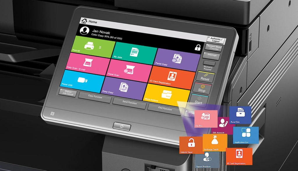 Prodotti per l'ufficio Studio Copia - Digital Work Place App e software