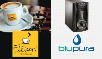 Caffè Filicori Zecchini Distributori BluPura