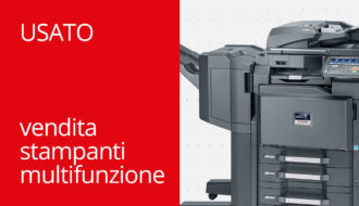 Usato vendita e noleggio stampanti multifunzione