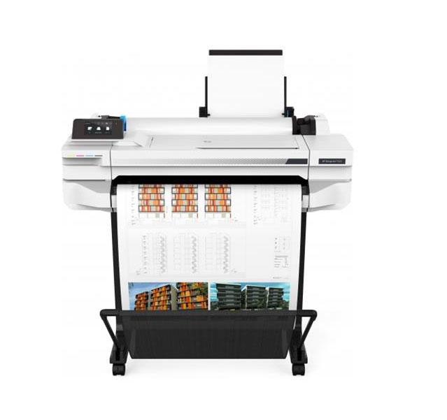 Studio Copia - Stampanti di grandi dimensioni - Plotter HP Stampante DesignJet T525da 24''