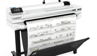 Vendita Noleggio Stampanti Plotter HP Stampante DesignJet T525da 36''