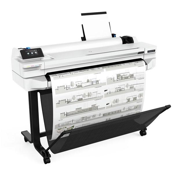 Studio Copia - Stampanti di grandi dimensioni - Plotter HP Stampante DesignJet T525da 36''