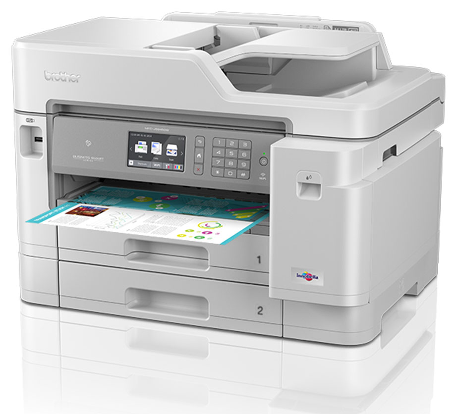 Studio Copia - Stampanti Getto Inchiostro InkJet Brother MFCJ5945DW