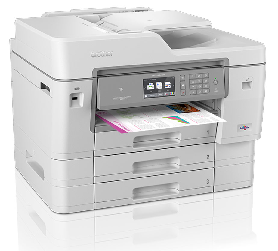 Studio Copia - Stampanti Getto Inchiostro InkJet Brother MFCJ6947DW