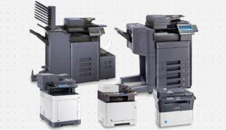 Stampanti Multifunzione KYOCERA Noleggio