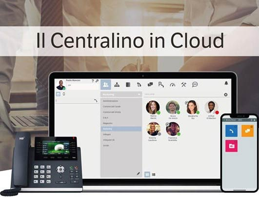 Studio Copia - Centralini in Cloud
